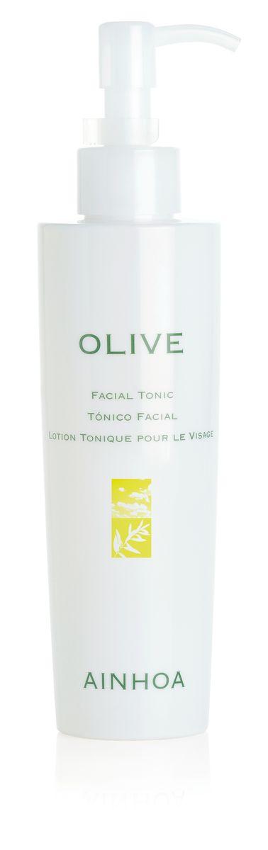 Ainhoa Olive Освежающий тоник для лица, 200 млR2702Освежающий тоник бережно завершает процедуру очищения кожи, удаляет остатки загрязнений и макияжа, прекрасно тонизирует. Оливковое масло в основе тоника увлажняет и насыщает кожу витаминами. Сверхмягкая формула подходит в том числе и для чувствительной кожи. Активные компоненты: оливковое масло. Способ применения: нанесите средство на ватный диск, протрите им кожу лица и шеи. Тоник рекомендуется использовать дважды в день – утром и вечером.