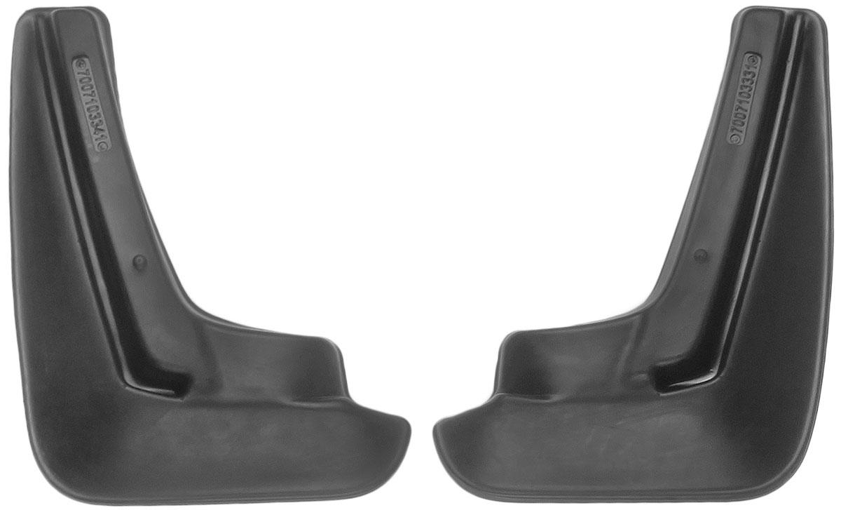 Комплект брызговиков задних L.Locker, для Сhevrolet Cruze sd (13-), 2 шт7007103361Брызговики L.Locker изготовлены из высококачественного полимера. Уникальный состав брызговиков допускает их эксплуатацию в широком диапазоне температур: от -50°С до +80°С. Эффективно защищают кузов автомобиля от грязи и воды - формируют аэродинамический поток воздуха, создаваемый при движении вокруг кузова таким образом, чтобы максимально уменьшить образование грязевой измороси, оседающей на автомобиле. Разработаны индивидуально для каждой модели автомобиля, с эстетической точки зрения брызговики являются завершением колесной арки. Крепления в комплекте.