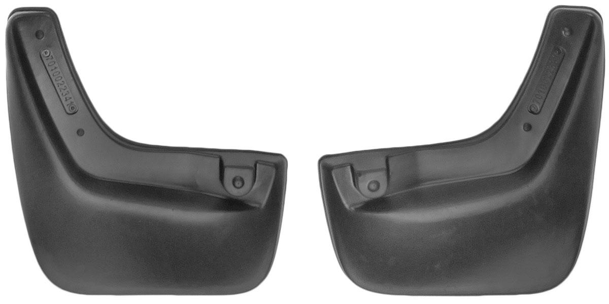 Комплект брызговиков задних L.Locker, для Mazda 3 sd (09-), 2 шт7010022361Брызговики L.Locker изготовлены из высококачественного полимера. Уникальный состав брызговиков допускает их эксплуатацию в широком диапазоне температур: от -50°С до +80°С. Эффективно защищают кузов автомобиля от грязи и воды - формируют аэродинамический поток воздуха, создаваемый при движении вокруг кузова таким образом, чтобы максимально уменьшить образование грязевой измороси, оседающей на автомобиле. Разработаны индивидуально для каждой модели автомобиля, с эстетической точки зрения брызговики являются завершением колесной арки. Крепления в комплекте.