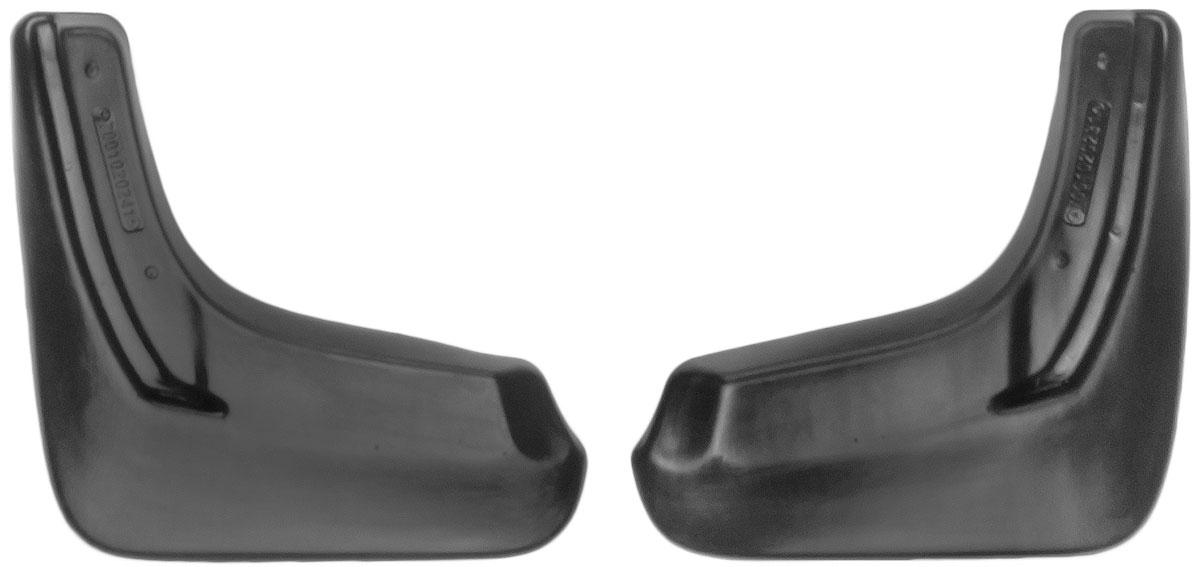 """Комплект брызговиков задних """"L. Locker"""", для Volkswagen Jetta (10-), 2 шт"""