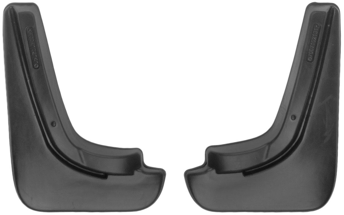 Комплект задних брызговиков L.Locker, для Chevrolet Cruze (09-), 2 шт7007102161Комплект L.Locker состоит из 2 задних брызговиков, изготовленных из высококачественного полиуретана. Уникальный состав брызговиков допускает их эксплуатацию в широком диапазоне температур: от -50°С до +50°С. Изделия эффективно защищают кузов автомобиля от грязи и воды, формируют аэродинамический поток воздуха, создаваемый при движении вокруг кузова таким образом, чтобы максимально уменьшить образование грязевой измороси, оседающей на автомобиле. Разработаны индивидуально для каждой модели автомобиля. С эстетической точки зрения брызговики являются завершением колесных арок. Установка брызговиков достаточно быстрая. В комплект входят необходимые крепежи и инструкция на русском языке. Комплект подходит для моделей с 2009 года выпуска. Комплектация: 2 шт. Размер брызговика: 22 см х 30 см х 3 см.