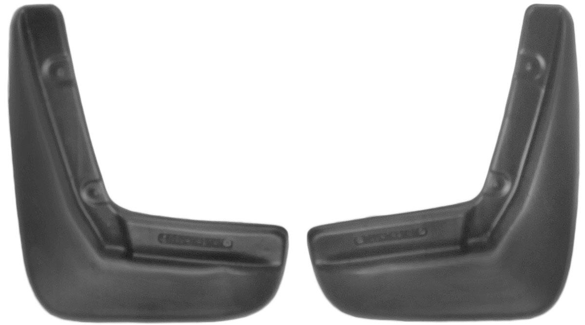 """Комплект задних брызговиков """"L. Locker"""", для Hyundai Solaris sd (10-), 2 шт"""