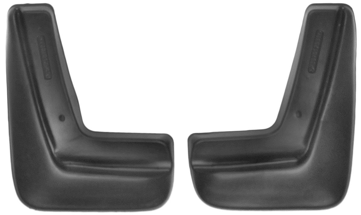 Комплект задних брызговиков L.Locker, для Chevrolet Aveo II sd (12-), 2 шт7007012561Комплект L.Locker состоит из 2 задних брызговиков, изготовленных из высококачественного полиуретана. Уникальный состав брызговиков допускает их эксплуатацию в широком диапазоне температур: от -50°С до +50°С. Изделия эффективно защищают кузов автомобиля от грязи и воды, формируют аэродинамический поток воздуха, создаваемый при движении вокруг кузова таким образом, чтобы максимально уменьшить образование грязевой измороси, оседающей на автомобиле. Разработаны индивидуально для каждой модели автомобиля. С эстетической точки зрения брызговики являются завершением колесных арок. Установка брызговиков достаточно быстрая. В комплект входят необходимые крепежи и инструкция на русском языке. Комплект подходит для моделей с 2012 года выпуска. Комплектация: 2 шт. Размер брызговика: 27 см х 22 см х 3 см.