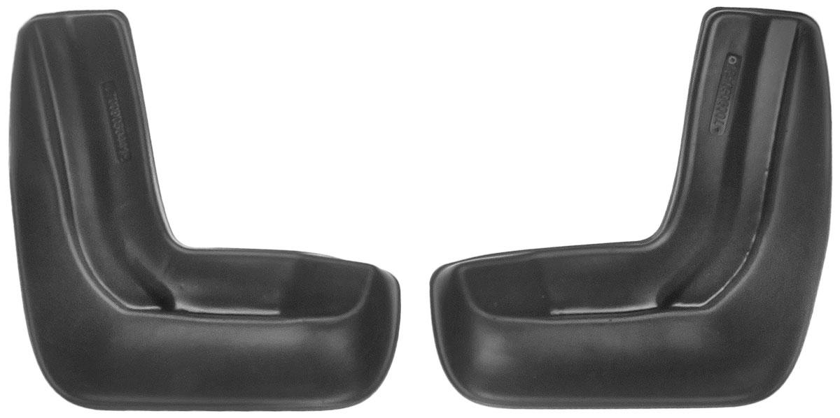 """Комплект задних брызговиков """"L. Locker"""", для Toyota Camry VII (XV50) sd (14-), 2 шт"""