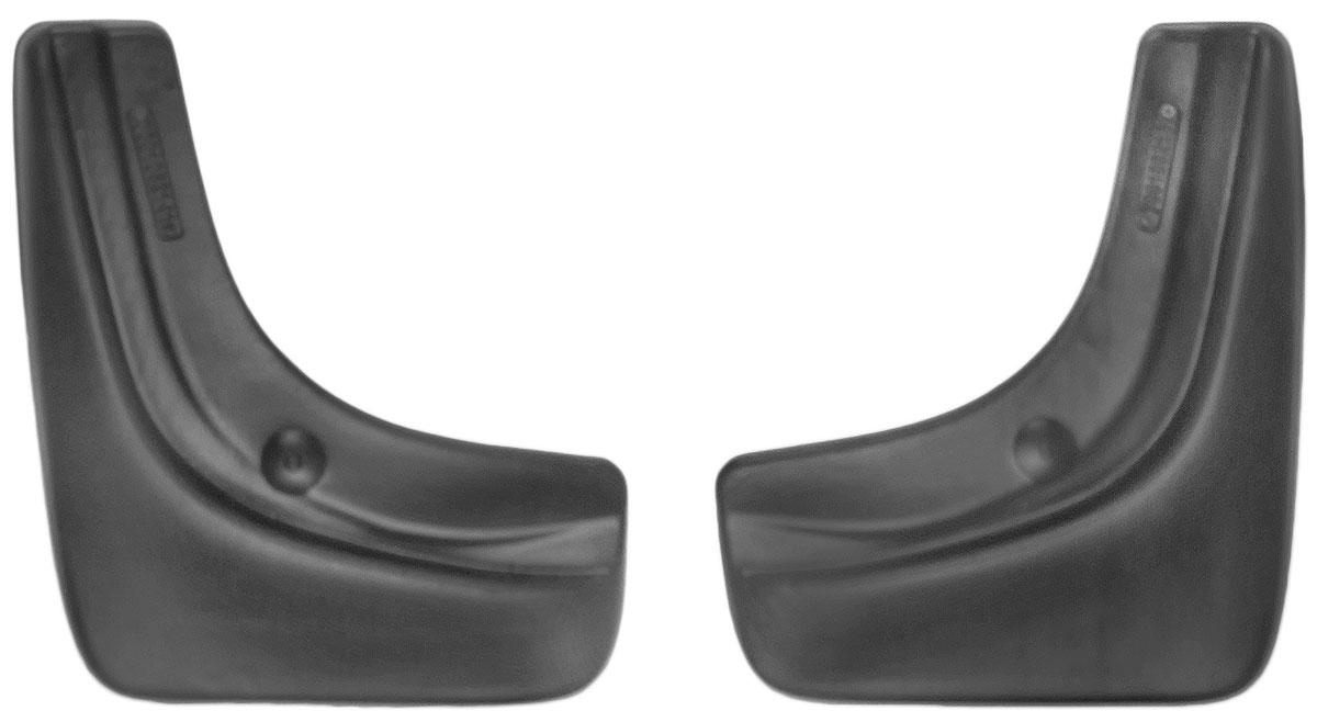 Комплект задних брызговиков L.Locker, для Volkswagen Tiguan (07-), 2 шт7001062161Комплект L.Locker состоит из 2 задних брызговиков, изготовленных из высококачественного полиуретана. Уникальный состав брызговиков допускает их эксплуатацию в широком диапазоне температур: от -50°С до +50°С. Изделия эффективно защищают кузов автомобиля от грязи и воды, формируют аэродинамический поток воздуха, создаваемый при движении вокруг кузова таким образом, чтобы максимально уменьшить образование грязевой измороси, оседающей на автомобиле. Разработаны индивидуально для каждой модели автомобиля. С эстетической точки зрения брызговики являются завершением колесных арок. Установка брызговиков достаточно быстрая. В комплект входят необходимые крепежи и инструкция на русском языке. Комплект подходит для моделей с 2007 года выпуска. Комплектация: 2 шт. Размер брызговика: 24 см х 29 см х 3 см.