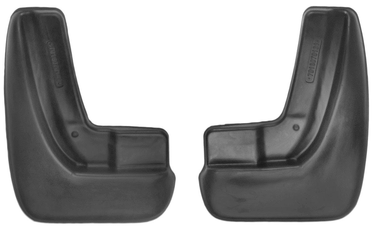 Комплект задних брызговиков L.Locker, для Skoda Rapid liftback (12-), 2 шт7016070161Комплект L.Locker состоит из 2 задних брызговиков, изготовленных из высококачественного полиуретана. Уникальный состав брызговиков допускает их эксплуатацию в широком диапазоне температур: от -50°С до +50°С. Изделия эффективно защищают кузов автомобиля от грязи и воды, формируют аэродинамический поток воздуха, создаваемый при движении вокруг кузова таким образом, чтобы максимально уменьшить образование грязевой измороси, оседающей на автомобиле. Разработаны индивидуально для каждой модели автомобиля. С эстетической точки зрения брызговики являются завершением колесных арок. Установка брызговиков достаточно быстрая. В комплект входят необходимые крепежи и инструкция на русском языке. Комплект подходит для моделей с 2012 года выпуска. Комплектация: 2 шт. Размер брызговика: 21 см х 26 см х 3 см.