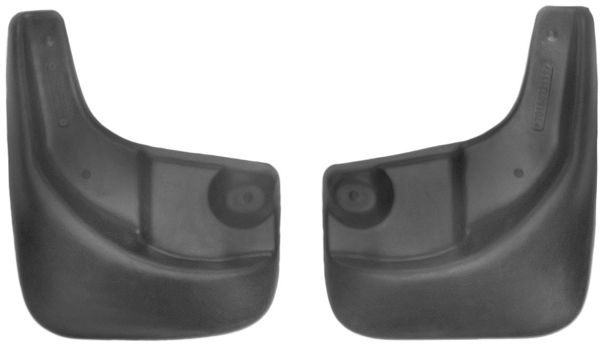 """Комплект передних брызговиков """"L. Locker"""", для Skoda Octavia II Fl, 2 шт"""