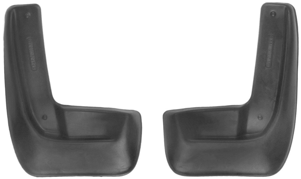 Комплект передних брызговиков L.Locker, для Skoda Rapid liftback (12-), 2 шт7016070151Комплект L.Locker состоит из 2 передних брызговиков, изготовленных из высококачественного полиуретана. Уникальный состав брызговиков допускает их эксплуатацию в широком диапазоне температур: от -50°С до +50°С. Изделия эффективно защищают кузов автомобиля от грязи и воды, формируют аэродинамический поток воздуха, создаваемый при движении вокруг кузова таким образом, чтобы максимально уменьшить образование грязевой измороси, оседающей на автомобиле. Разработаны индивидуально для каждой модели автомобиля. С эстетической точки зрения брызговики являются завершением колесных арок. Установка брызговиков достаточно быстрая. В комплект входят необходимые крепежи и инструкция на русском языке. Комплект подходит для моделей с 2012 года выпуска. Комплектация: 2 шт. Размер брызговика: 22,5 см х 30 см х 3 см.