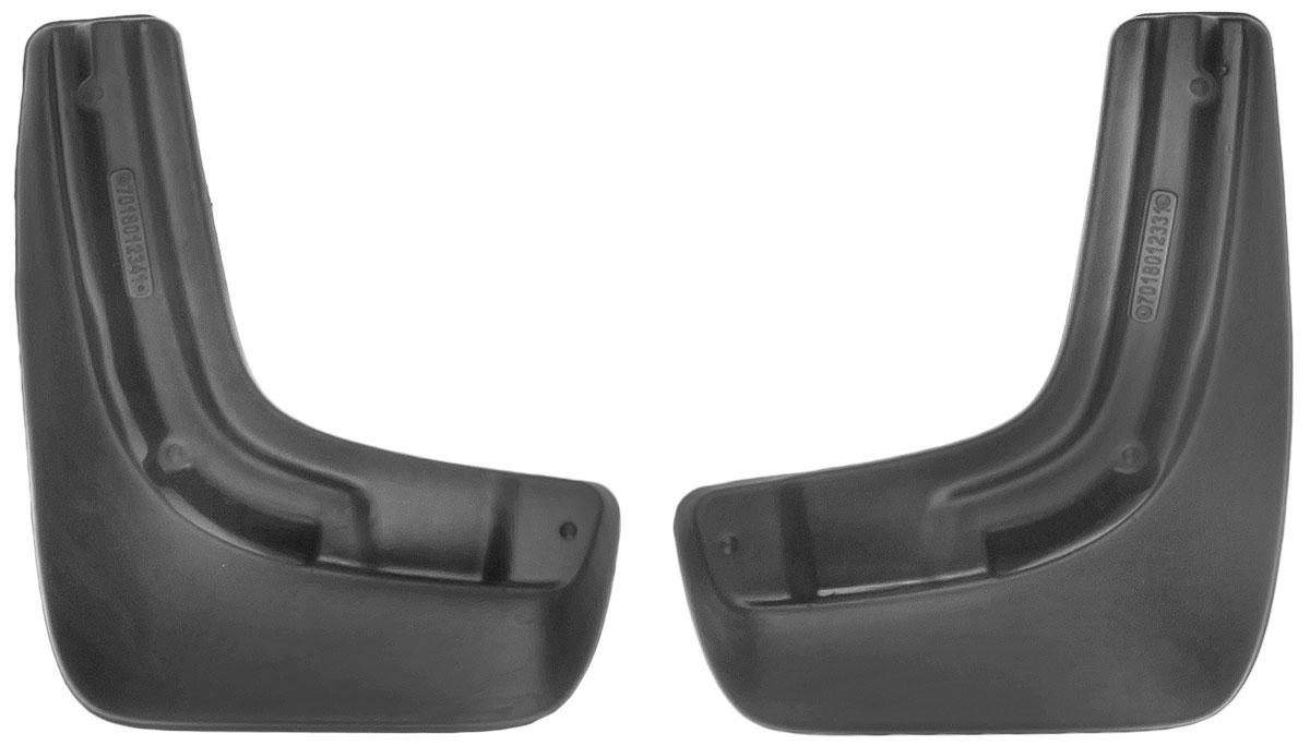 Комплект задних брызговиков L.Locker, для SsangYong Action (11-), 2 шт7018012361Комплект L.Locker состоит из 2 задних брызговиков, изготовленных из высококачественного полиуретана. Уникальный состав брызговиков допускает их эксплуатацию в широком диапазоне температур: от -50°С до +50°С. Изделия эффективно защищают кузов автомобиля от грязи и воды, формируют аэродинамический поток воздуха, создаваемый при движении вокруг кузова таким образом, чтобы максимально уменьшить образование грязевой измороси, оседающей на автомобиле. Разработаны индивидуально для каждой модели автомобиля. С эстетической точки зрения брызговики являются завершением колесных арок. Установка брызговиков достаточно быстрая. В комплект входят необходимые крепежи и инструкция на русском языке. Комплект подходит для моделей с 2011 года выпуска. Комплектация: 2 шт. Размер брызговика: 26 см х 31 см х 3 см.