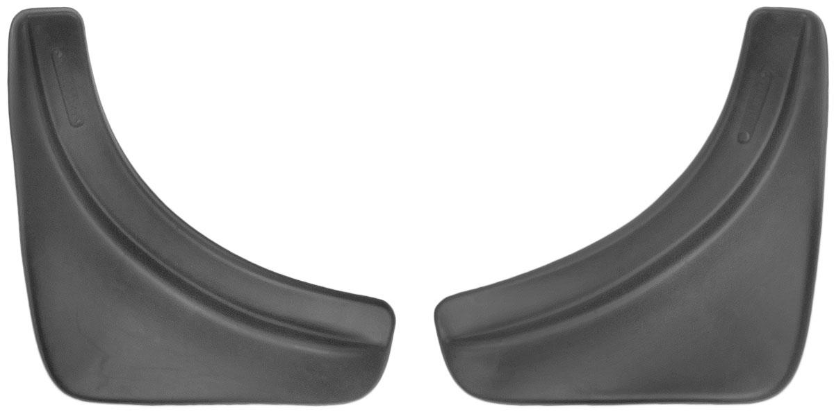 Комплект задних брызговиков L.Locker, для Volkswagen Touareg (10-), 2 шт7001072161Комплект L.Locker состоит из 2 задних брызговиков, изготовленных из высококачественного полиуретана. Уникальный состав брызговиков допускает их эксплуатацию в широком диапазоне температур: от -50°С до +50°С. Изделия эффективно защищают кузов автомобиля от грязи и воды, формируют аэродинамический поток воздуха, создаваемый при движении вокруг кузова таким образом, чтобы максимально уменьшить образование грязевой измороси, оседающей на автомобиле. Разработаны индивидуально для каждой модели автомобиля. С эстетической точки зрения брызговики являются завершением колесных арок. Установка брызговиков достаточно быстрая. В комплект входят необходимые крепежи и инструкция на русском языке. Комплект подходит для моделей с 2010 года выпуска. Комплектация: 2 шт. Размер брызговика: 26 см х 28 см х 3 см.