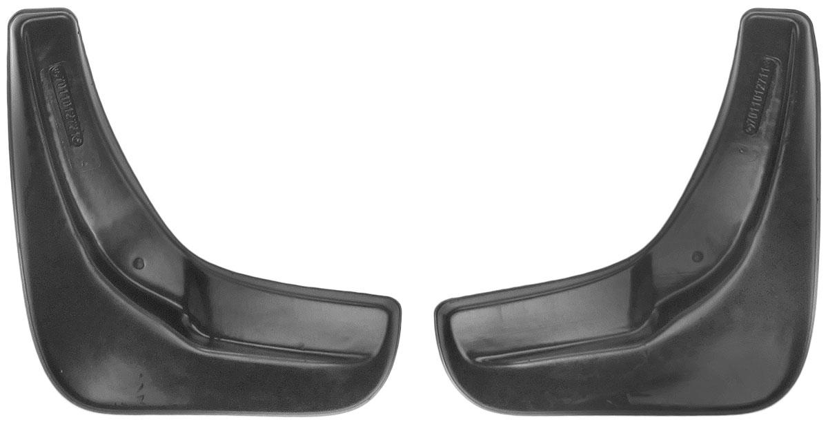 """Комплект передних брызговиков L. Locker """"Opel Astra J GTC 2011"""", 2 шт"""