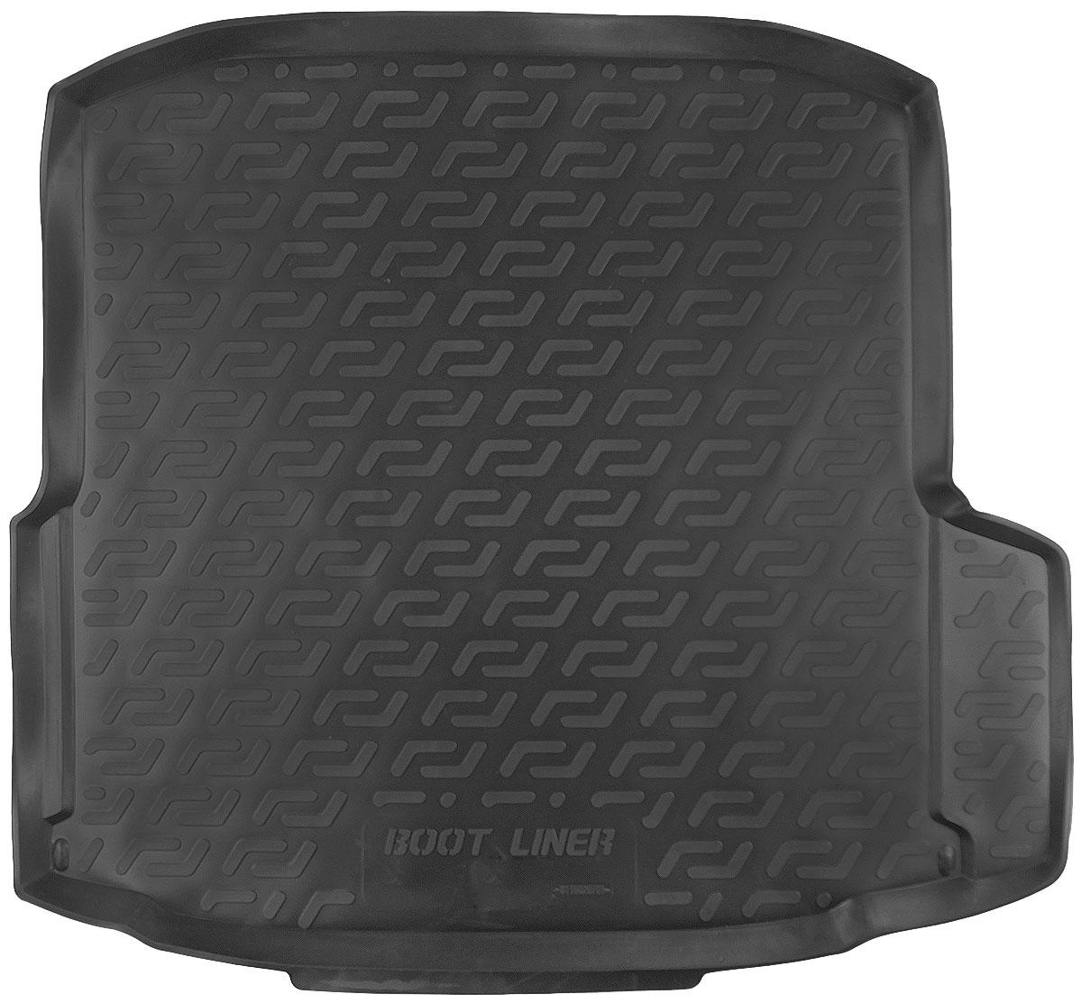 Коврик в багажник L.Locker, для Skoda Octavia III (13-)0116020701Коврик L.Locker производится индивидуально для каждой модели автомобиля из современного и экологически чистого материала. Изделие точно повторяет геометрию пола автомобиля, имеет высокий борт, обладает повышенной износоустойчивостью, антискользящими свойствами, лишен резкого запаха и сохраняет свои потребительские свойства в широком диапазоне температур (от -50°С до +80°С).