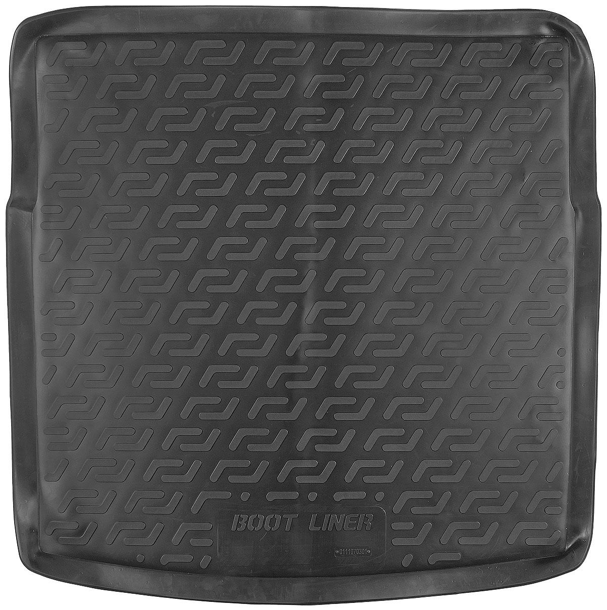 Коврик в багажник L.Locker, для Opel Insignia Sports Tourer (09-)0111070301Коврик L.Locker производится индивидуально для каждой модели автомобиля из современного и экологически чистого материала. Изделие точно повторяет геометрию пола автомобиля, имеет высокий борт, обладает повышенной износоустойчивостью, антискользящими свойствами, лишен резкого запаха и сохраняет свои потребительские свойства в широком диапазоне температур (от -50°С до +80°С).