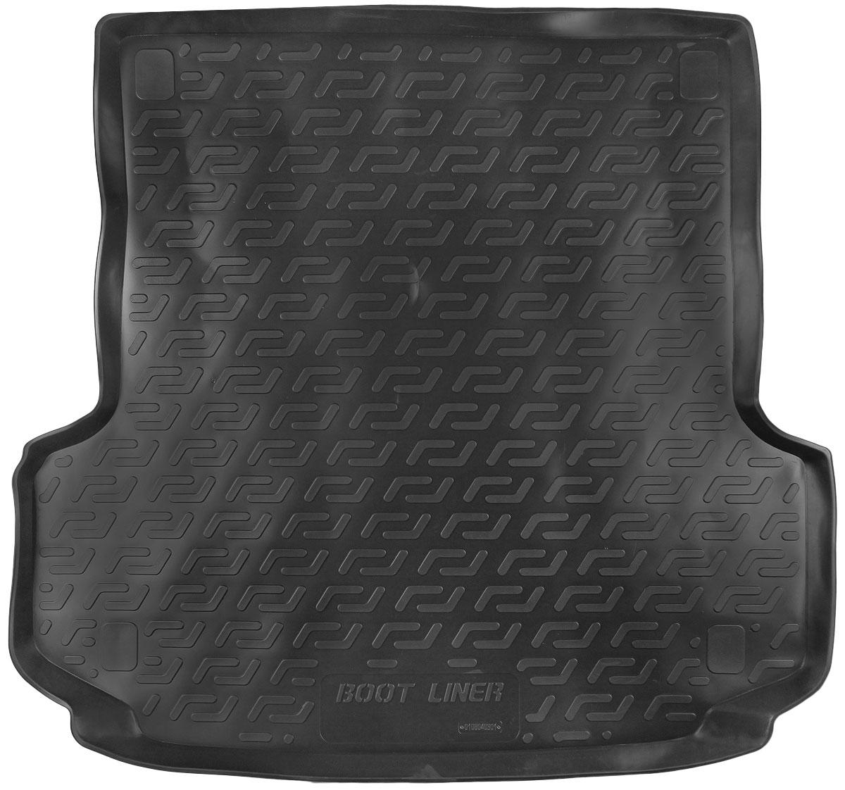 Коврик в багажник L.Locker, для Mitsubishi Pajero Sport II (08-)0108040301Коврик L.Locker производится индивидуально для каждой модели автомобиля из современного и экологически чистого материала. Изделие точно повторяет геометрию пола автомобиля, имеет высокий борт, обладает повышенной износоустойчивостью, антискользящими свойствами, лишен резкого запаха и сохраняет свои потребительские свойства в широком диапазоне температур (от -50°С до +80°С).