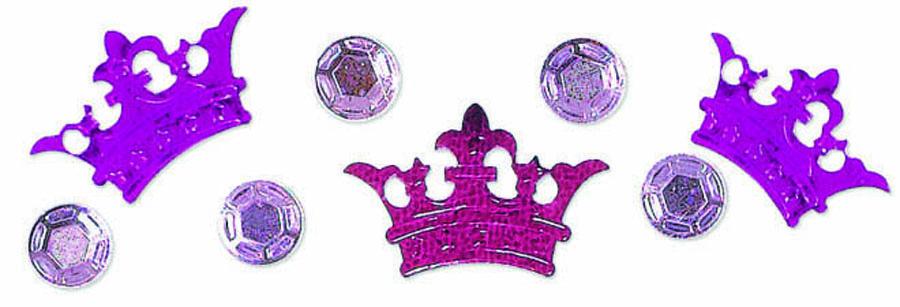 Конфетти Принцесса 3 вида 34гр/A1501-1503