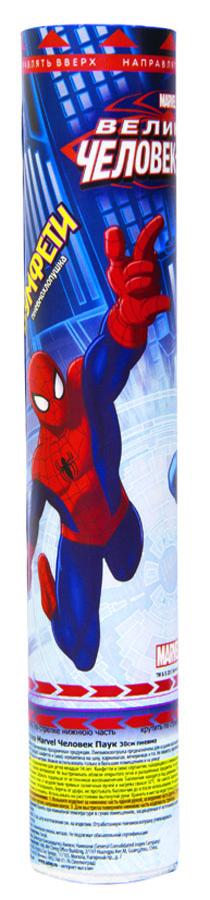 Хлопушка Marvel Человек Паук 30см пневмо1501-1539
