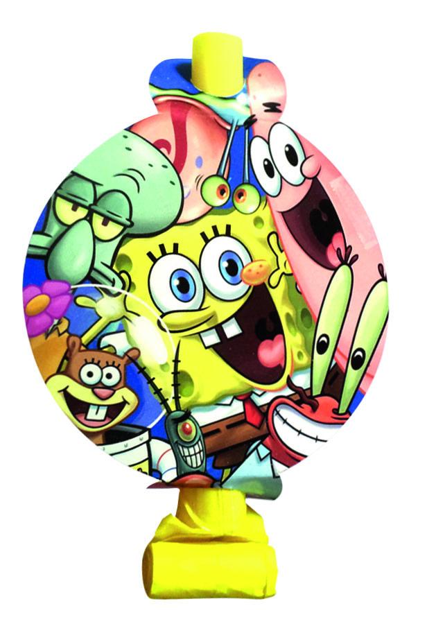 Веселая затея Язык-гудок с карточкой Губка Боб 8 шт1501-1659Язык-гудок Веселая затея при использовании разворачивает длинную часть из бумаги, издавая характерный громкий звук. Игрушка дополнена круглой карточкой с изображением Спанч Боба. Красочные гудки с разворачивающимися язычками - это не просто источник веселого шума. По древним поверьям свистульки отпугивали злых духов и вызывали добрых. В языческие заклинания уже давно никто не верит, но почему бы не добавить элемент волшебства на своей вечеринке, раздав друзьям разноцветные языки-гудки.