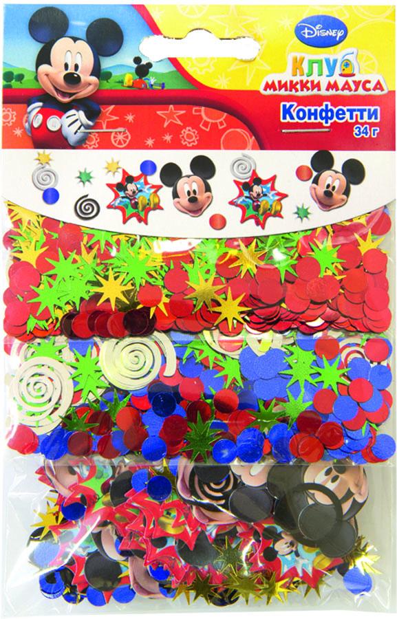 Конфетти Disney Микки Маус 3 вида 34гр/A