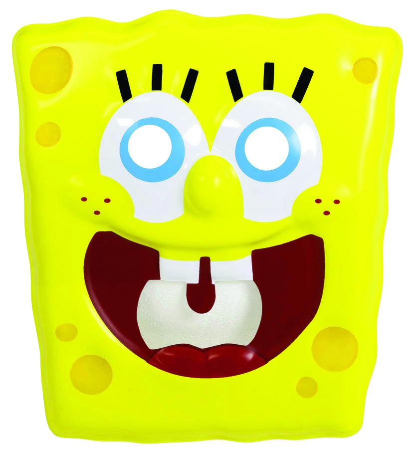 Amscan Маска карнавальная Губка Боб1501-1981Маска карнавальная Губка Боб оживит любой детский праздник и не позволит детишкам заскучать. Пластиковая маска позволит быстро преобразиться в любимого мультипликационного персонажа. Одев такую маску, ваш малыш будет самозабвенно играть, веселясь и позабыв про все на свете. Маска имеет прорези для глаз и рта. Маска держится на голове при помощи эластичного регулируемого ремешка. Маска Губка Боб является отличным решением для карнавалов, утренников и просто детских праздников.