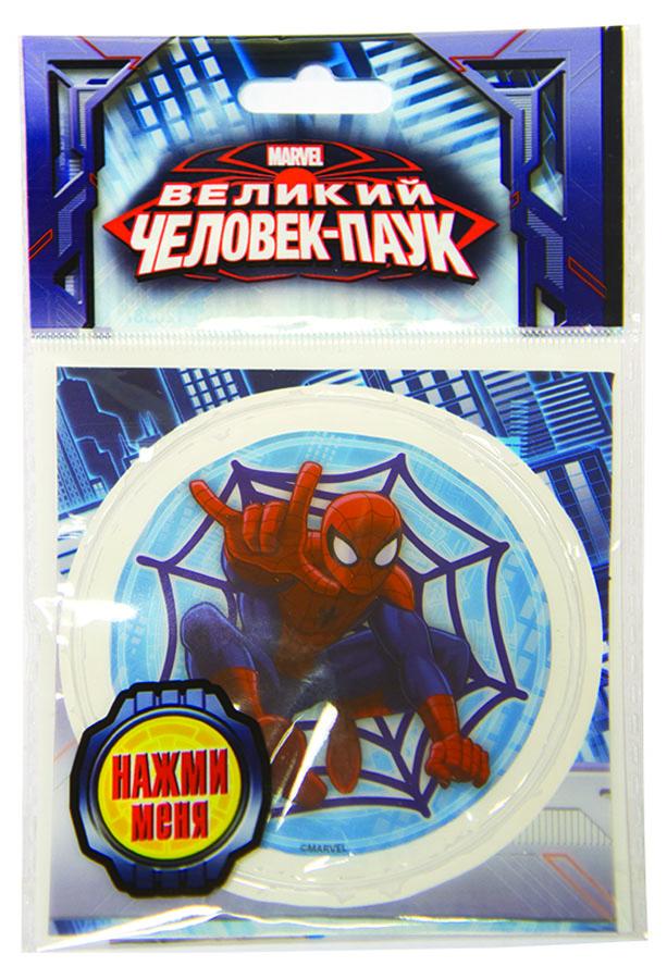 Значок Marvel Человек-Паук светодиодныйG1501-2361