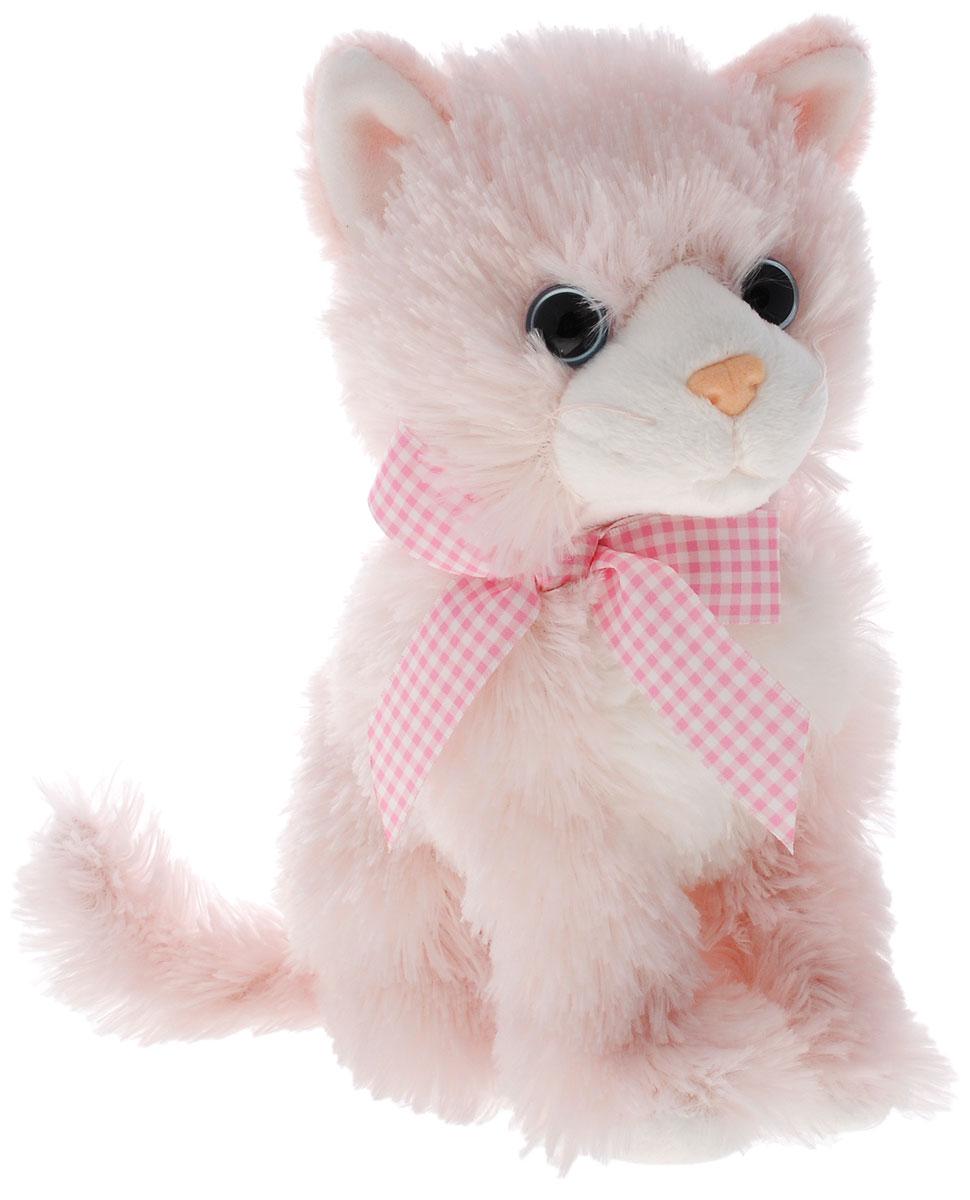 TY Мягкая игрушка Кошка Duchess цвет розовый 23 см10035Мягкая игрушка TY Кошка Duchess не оставит вас равнодушным и вызовет улыбку у каждого, кто ее увидит. Изделие изготовлено из приятных на ощупь и очень мягких материалов, безвредных для малыша. Игрушка выполнена в виде милой розовой кошечки в сидячем положении. Специальные гранулы, используемые при ее набивке, способствуют развитию мелкой моторики рук малыша. Игрушка станет верным другом для каждого ребенка, подарит множество приятных мгновений и непременно поднимет настроение. Симпатичная игрушка, которая неизменно будет радовать вашего ребенка, а также способствовать полноценному и гармоничному развитию его личности.