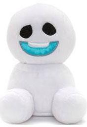 Disney Frozen Интерактивная игрушка Снеговик32240Интерактивная игрушка Disney Frozen Снеговик - это очаровательный маленький снеговичок из мультфильма Холодное сердце. Мягкий, теплый и уютный подарок любимому человеку. Его угольные глазки и милая улыбка не оставят равнодушным ни одного поклонника популярной диснеевской сказки. Забавный снеговичок будет повторять за вами то, что вы ему скажете. Подарите вашим близким тепло с этой замечательной игрушкой! Для работы игрушки необходимы 3 батарейки типа ААА (товар комплектуется демонстрационными).