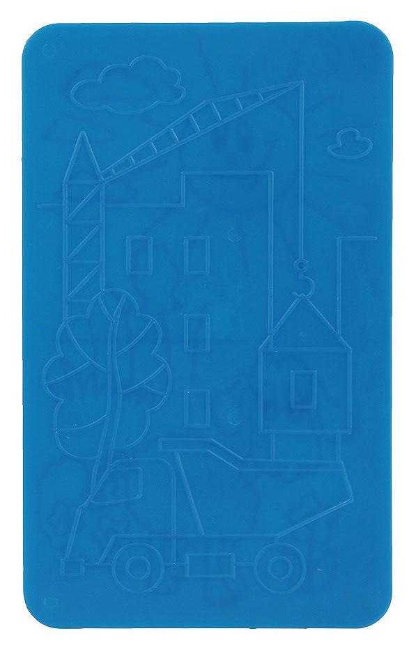 Трафареты рельефные Луч Город и деревня - 1, 2 шт, цвет: синий13С 987-08Трафареты рельефные Луч серии Город и деревня - 1, выполненные из безопасного пластика, предназначены для детского творчества. Трафареты не имеют традиционных прорезей - рисунок выступает над плоской поверхностью. Чтобы получить рисунок на бумаге, трафарет кладется под лист, а сверху бумага штрихуется с помощью восковых карандашей. Метод штриховки особенно полезен при подготовке ребенка к школе, развивается мелкая моторика, зрительное восприятие, и вместе с тем, ребенок с увлечением учится рисовать. В упаковке два двусторонних трафарета с изображением городских улиц и деревенских пейзажей. Трафареты предназначены для работы с восковыми карандашами. Трафареты могут быть использованы для организации игровых моментов на уроках ознакомления с окружающим миром, письма и рисования.