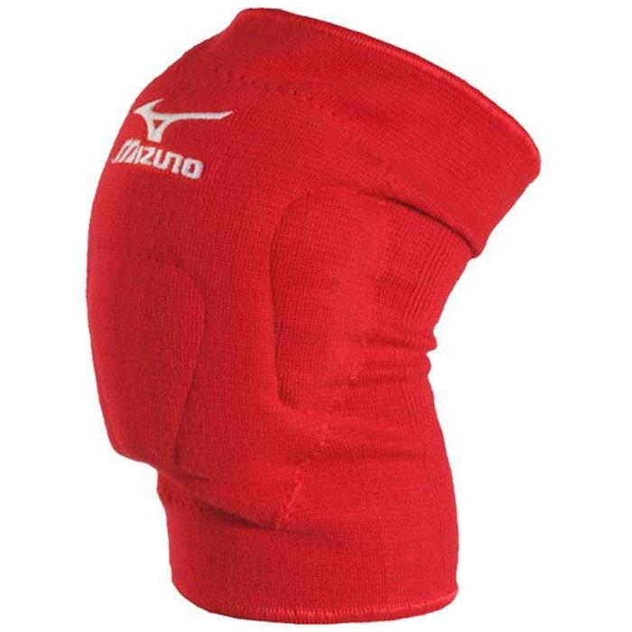 Наколенники волейбольные Mizuno VS1 kneepad, цвет: красный, 2 шт. Размер MZ59SS891-62Материал VS-1 поглощает энергию удара за счет сопротивления остаточной деформации сжатия, гасит удар и обеспечивает защиту в зонах особо сильных ударных нагрузок. По сравнению с использованием традиционного EVA (этиленвинилацетат) этот материал снижает отдачу от удара и продлевает срок службы наколенников. Система желобков Mizuno Plus позволяет колену и наколеннику работать как единое целое, что обеспечивает большую подвижность. Для предотвращения натирания колена, создана система отверстий, расположенных по всей площади наколенника, которые отводят тепло и влагу.