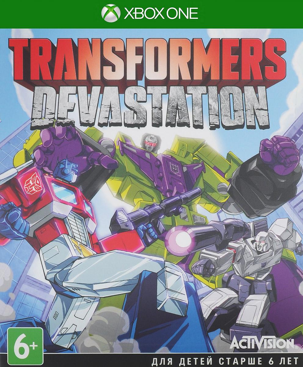 Zakazat.ru: Transformers: Devastation