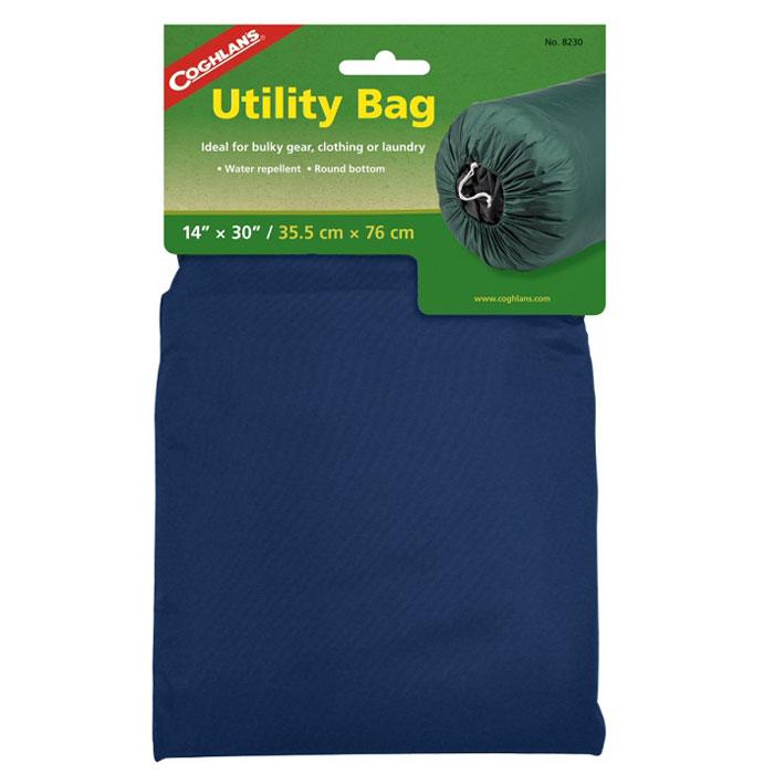 Нейлоновый мешок для вещей Coghlan's, цвет: синий, 35,5 см х 35,5 см х 76 см