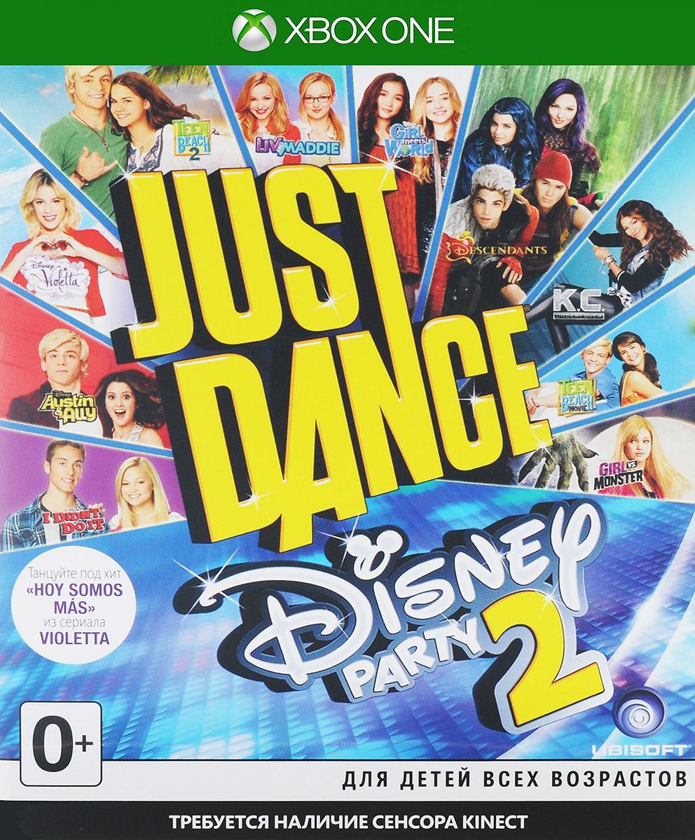 Just Dance Disney Party 2Just Dance и Disney снова рады представить вам совместный проект: танцевальный симулятор для всей семьи. Веселитесь под музыку из самых ярких фильмов и сериалов канала Disney вместе с Just Dance Disney Party 2. Это самая необыкновенная танцевальная игра для всей семьи! Просто танцуйте вместе с персонажами любимых мультфильмов Disney! Вспомните замечательные песни Disney! Пригласите на танец до трех друзей и веселитесь! Почувствуйте себя героями полюбившихся историй Disney. Вас ждут лучшие песни для всей семьи и забавные движения – теперь и взрослые, и самые юные игроки смогут танцевать вместе! Особенности игры Только лучшие хиты из самых известных фильмов и сериалов Disney Наследники (Descendants) – 5 песен, в том числе Evil like Me и Rotten to the Core, фильма о детях известных сказочных злодеев Лето. Пляж. Кино и Лето. Пляж. Кино 2 (Teen Beach Movie и Teen Beach 2) – 6 песен из двух уморительных фильмов. Вас ждут...