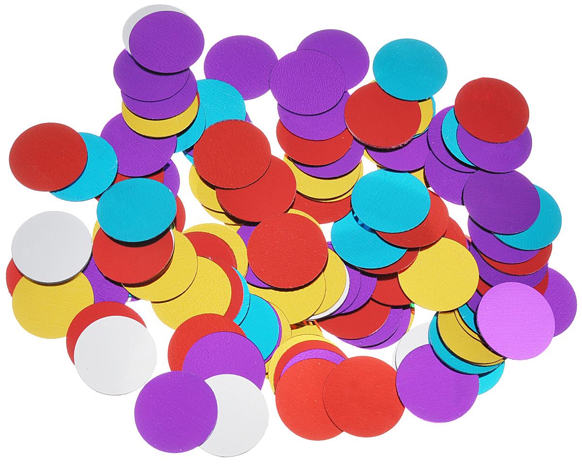 Новогоднее конфетти Феникс-презент Цветные кружки, диаметр 2 см, 15 г30953Новогоднее конфетти Феникс-презент Цветные кружки создаст праздничное настроение, сделает праздник ярким и незабываемым. Новогодние украшения всегда несут в себе волшебство и красоту праздника. Создайте в своем доме атмосферу тепла, веселья и радости, украшая его всей семьей.