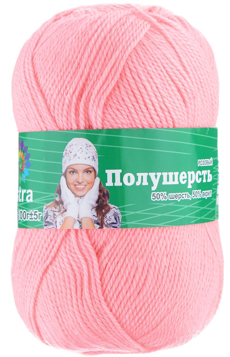 Пряжа для вязания Астра Mix Wool, цвет: розовый, 250 м, 100 г, 3 шт488344_розовыйПряжа для вязания Астра Mix Wool изготовлена из мягкой и высококачественной натуральной шерсти и акрила. Из пряжи Астра Mix Wool получается тонкий и теплый трикотаж. Волокно имеет высокую упругость, поэтому хорошо держит форму, обладает превосходными гигиеническими свойствами: имеет высокую гигроскопичность и отводит влагу от тела. Рекомендуемые для вязания спицы: 3-5 мм. Рекомендуемый для вязания крючок: 3-5 мм. Состав: 50% шерсть; 50% акрил.