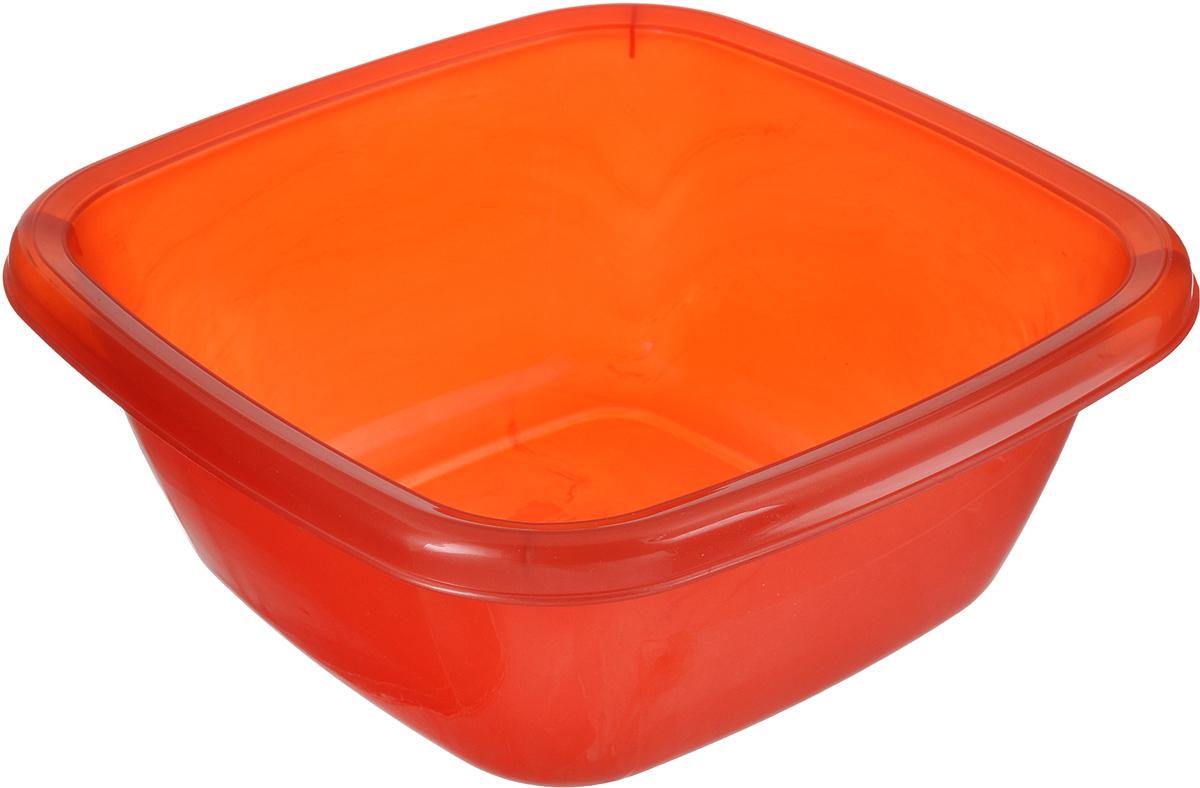Таз Dunya Plastik, цвет: красный, 4 л. 1011610116_красныйКвадратный таз Dunya Plastik, выполненный из высококачественного пластика, предназначен для хранения разных вещей и бытовых мелочей. По бокам имеются специальные углубления, которые обеспечивают удобный захват. Такой таз пригодится в любом хозяйстве.