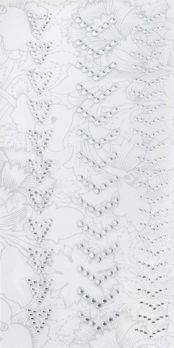 Наклейки декоративные Астра, цвет: серебристый, 50 шт. 77084007708400_63677Декоративные наклейки Астра изготовлены из высококачественного пластика. Все наклейки выложены стразами. Изделия оснащены задней клейкой стороной. Такие наклейки подойдут для оформления украшений, бытовой техники, открыток, интерьера и многого другого. Декоративные наклейки помогут добавить оригинальности и эксклюзивности окружающих вас предметов и будет радовать глаз. Средний размер наклеек: 0,5 см х 1,2 см.