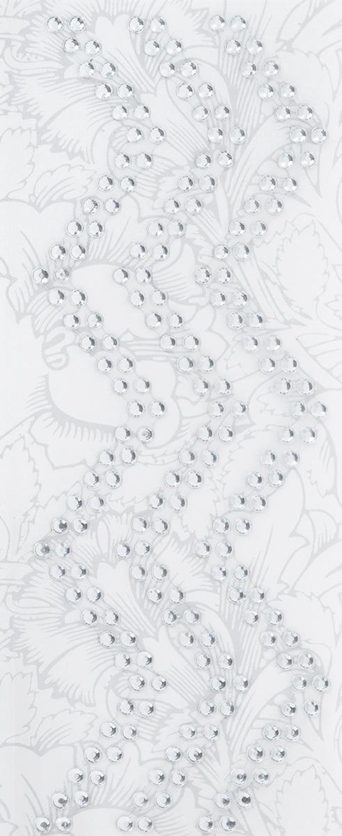 Наклейки декоративные Астра, 14,3 см х 2 см, 3 шт. 77083747708374_563452Декоративные наклейки Астра, изготовленные из высококачественного акрила, представлены в виде орнамента со стразами. Изделия оснащены задней клейкой стороной. Такие наклейки подойдут для оформления украшений, бытовой техники, открыток, интерьера и многого другого. Декоративные наклейки помогут добавить оригинальности и эксклюзивности окружающих вас предметов и будут радовать глаз. Размер наклейки: 14,3 см х 2 см.