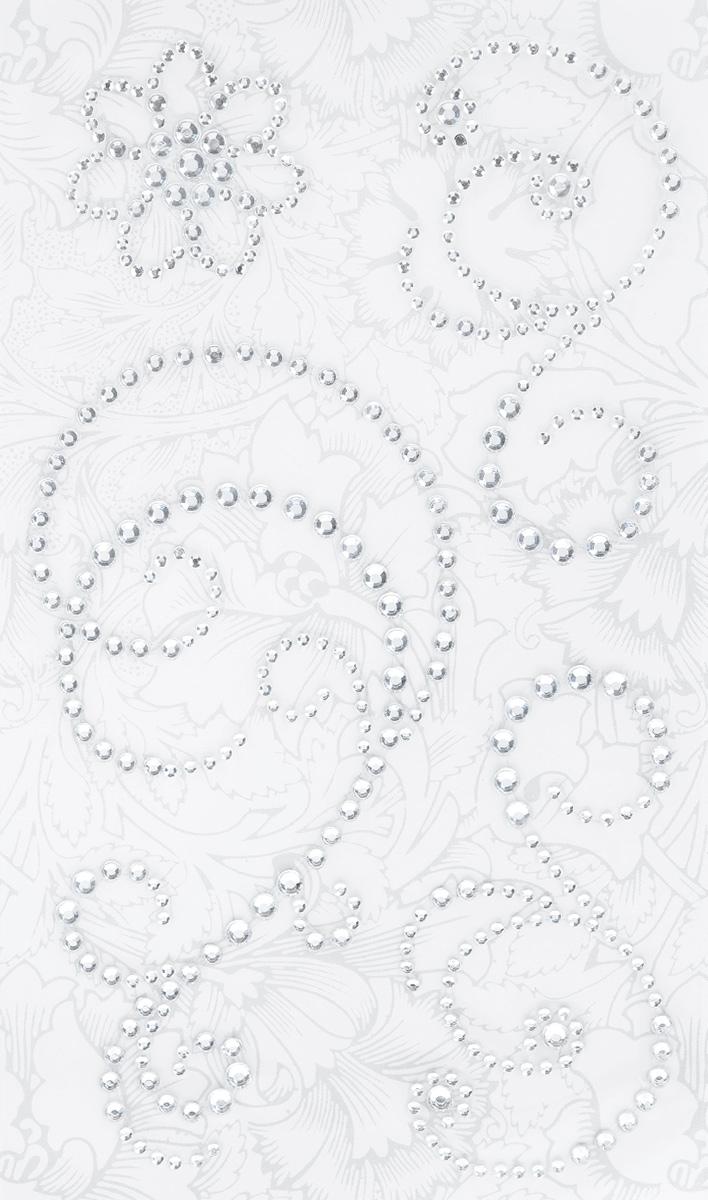 Наклейки декоративные Астра, цвет: серебристый, 4 шт. 77083927708392_ASS1435Декоративные наклейки Астра, изготовленные из высококачественного пластика, представлены в виде оригинальных узоров. Изделия оснащены задней клейкой стороной. Такие наклейки подойдут для оформления украшений, бытовой техники, открыток, интерьера и многого другого. Декоративные наклейки помогут добавить оригинальности и эксклюзивности окружающих вас предметов и будут радовать глаз. Размер самой маленькой наклейки: 3,3 см х 3,3 см. Размер самой большой наклейки: 11,8 см х 6 см.