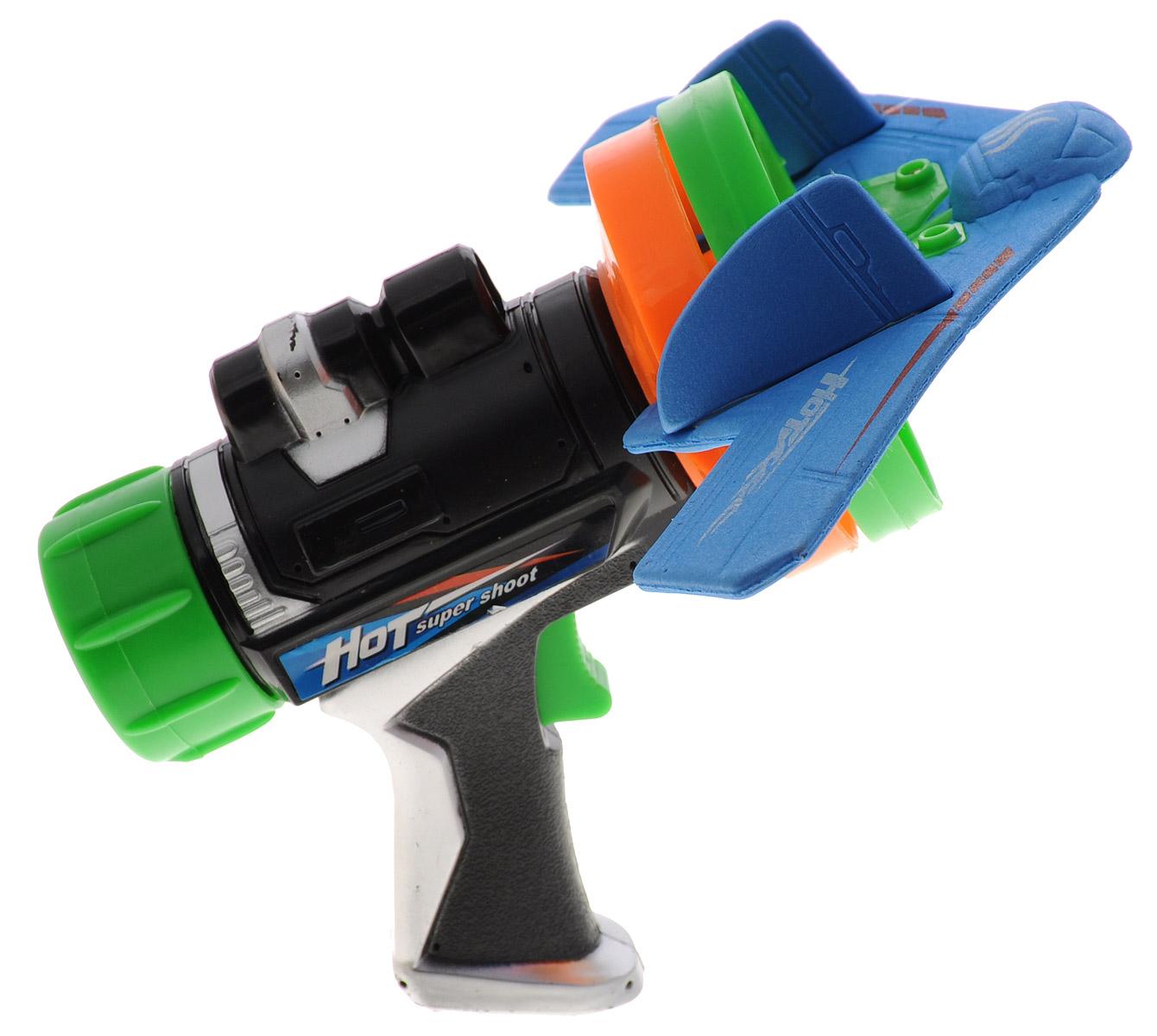 Dream Makers Игрушка Воздушная атака цвет голубой