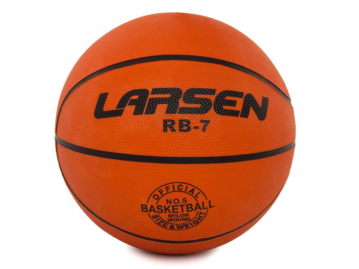 """Larsen Мяч баскетбольный """"Larsen"""". Размер 7. RB (ECE)"""