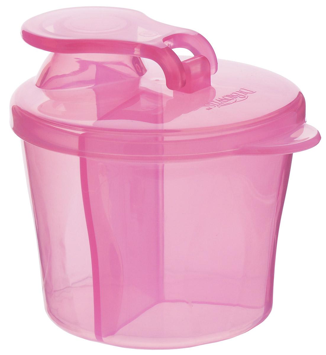 Dr.Browns Дозатор сухой смеси цвет розовый