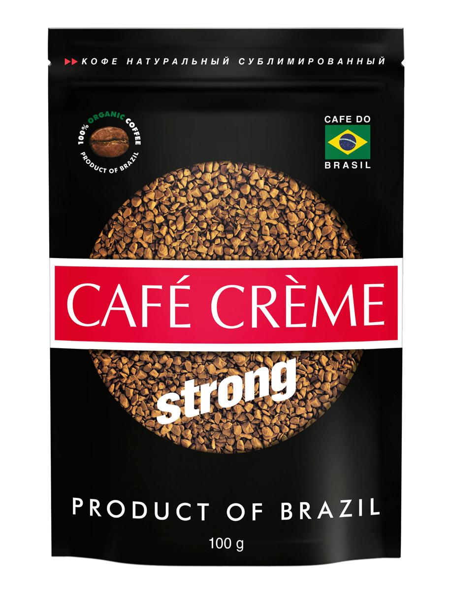 Cafe Creme кофе растворимый, 100 г4607141335365Cafe Creme - растворимый кофе высшего качества. Добавив в этот напиток две чайные ложечки меда и лимонный сок по вкусу, можно приготовить легендарный напиток здоровья и долголетия, укрепляющий иммунитет. Именно его употребляют в течение дня жители Эспирито-Санто, горной местности на юго-востоке Бразилии, где произрастает один из лучших сортов бразильской арабики. Уважаемые клиенты! Обращаем ваше внимание на то, что упаковка может иметь несколько видов дизайна. Поставка осуществляется в зависимости от наличия на складе.