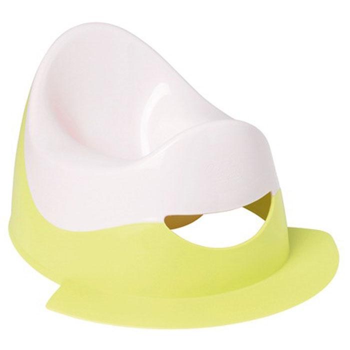 Горшок с подножкой Bebe Confort30318300Супер-удобный и практичный горшок с подножкой Bebe Confort. Подойдет как девочкам так и мальчикам. Детально продуманная форма горшка делает его очень устойчивым, ручка с лицевой стороны упрощает процесс очистки.