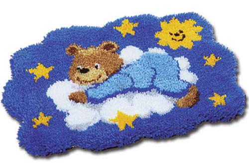Вышивка нитками коврики