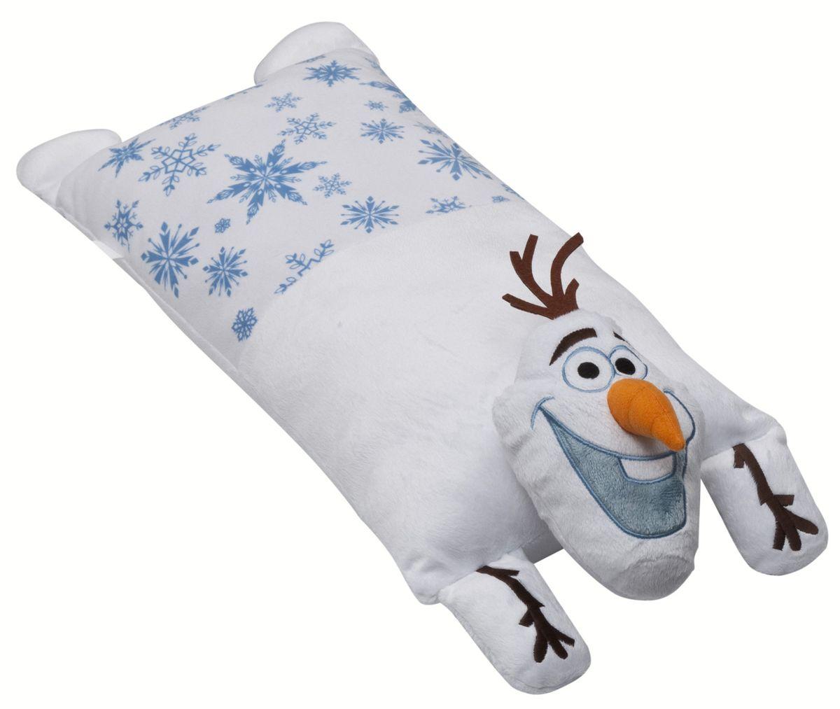 15640 Подушка Frozen (Холодное сердце)-Olaf, размер 50х25 см