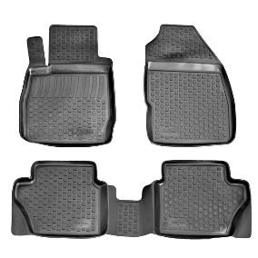 Коврики в салон Ford Ranger (06-) полиуретан - L.Locker0202120101Коврики производятся индивидуально для каждой модели автомобиля из современного и экологически чистого материала, точно повторяют геометрию пола автомобиля, имеют высокий борт от 3 см до 4 см., обладают повышенной износоустойчивостью, антискользящими свойствами, лишены резкого запаха, сохраняют свои потребительские свойства в широком диапазоне температур (-50 +80 С)