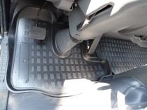 Коврики в салон ТАГАЗ LC100 (09-) полиуретан0285040101Коврики производятся индивидуально для каждой модели автомобиля из современного и экологически чистого материала, точно повторяют геометрию пола автомобиля, имеют высокий борт от 3 см до 4 см., обладают повышенной износоустойчивостью, антискользящими свойствами, лишены резкого запаха, сохраняют свои потребительские свойства в широком диапазоне температур (-50 +80 С)
