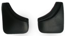 Комплект брызговиков задних