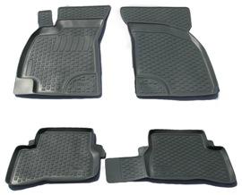 Коврики в салон 3D Hyundai Accent (01-) серые полиуретан0204010301Коврики производятся индивидуально для каждой модели автомобиля из современного и экологически чистого материала, точно повторяют геометрию пола автомобиля, имеют высокий борт от 3 см до 4 см., обладают повышенной износоустойчивостью, антискользящими свойствами, лишены резкого запаха, сохраняют свои потребительские свойства в широком диапазоне температур (-50 +80 С)