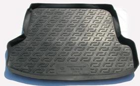 Коврик в багажник Kia Rio hb (2000-) полиуретан0103010201Коврики производятся индивидуально для каждой модели автомобиля из современного и экологически чистого материала, точно повторяют геометрию пола автомобиля, имеют высокий борт от 4 см до 6 см., обладают повышенной износоустойчивостью, антискользящими свойствами, лишены резкого запаха, сохраняют свои потребительские свойства в широком диапазоне температур (-50 +80 С).