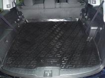 Коврик в багажник L.Locker, для Honda Pilot 5-местная (08-)0113040201Коврик L.Locker производится индивидуально для каждой модели автомобиля из современного и экологически чистого материала. Изделие точно повторяют геометрию пола автомобиля, имеет высокий борт, обладает повышенной износоустойчивостью, антискользящими свойствами, лишен резкого запаха и сохраняет свои потребительские свойства в широком диапазоне температур (от -50°С до +80°С).